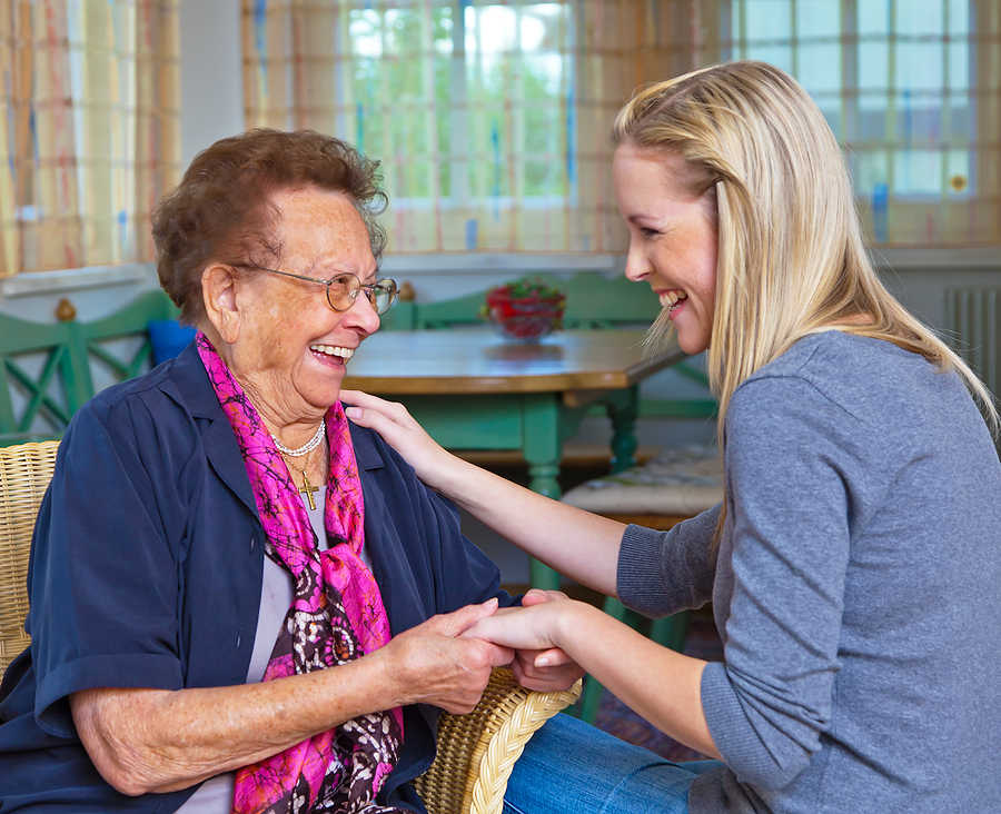 Adults weighing the differences between nursing homes and assisted living