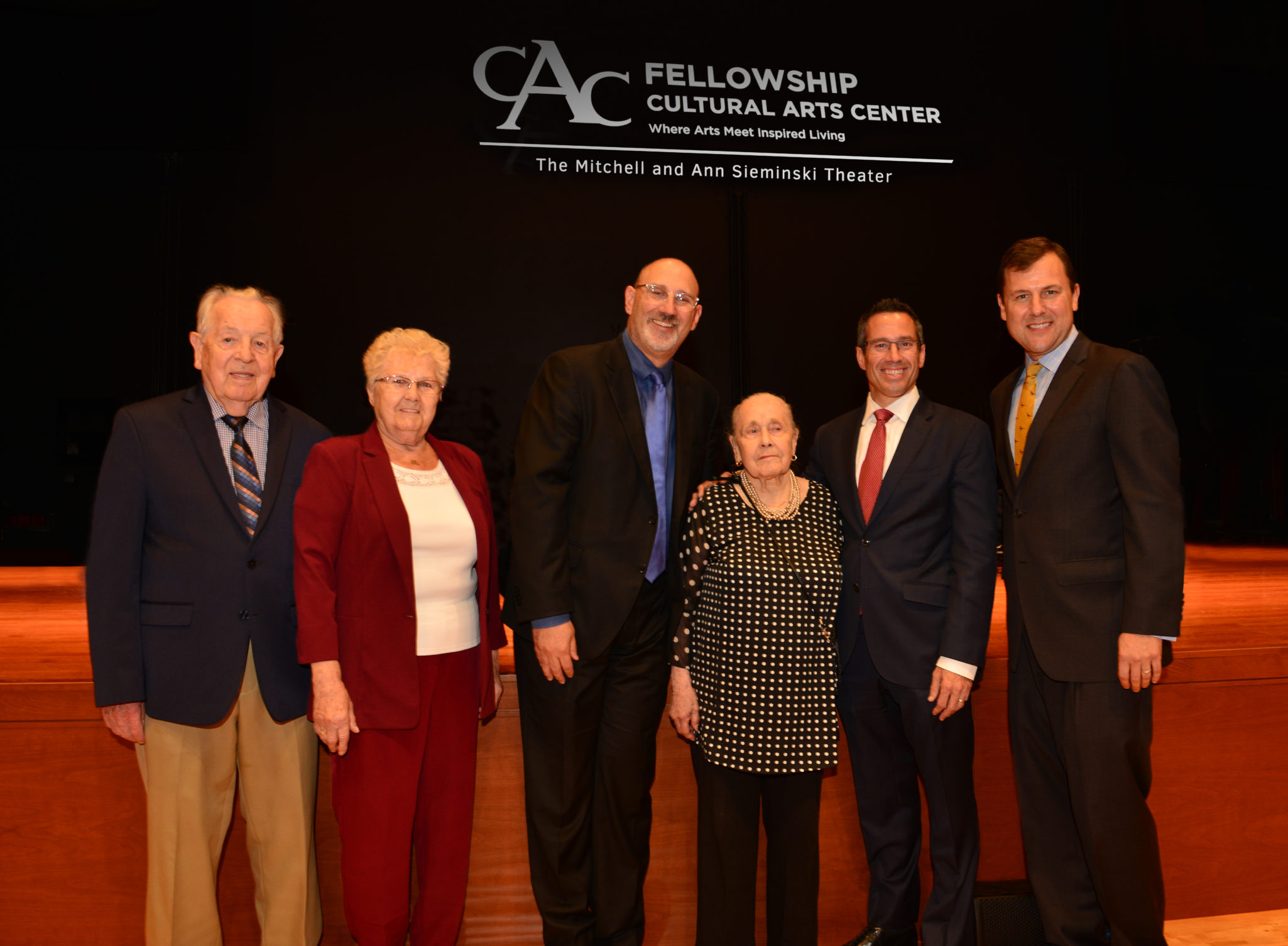 Mitchell Ann Sieminski Theater Fellowship Senior Living